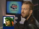 Calvin Harris goes on Tinder!<br /> Capital Radio/Youtube