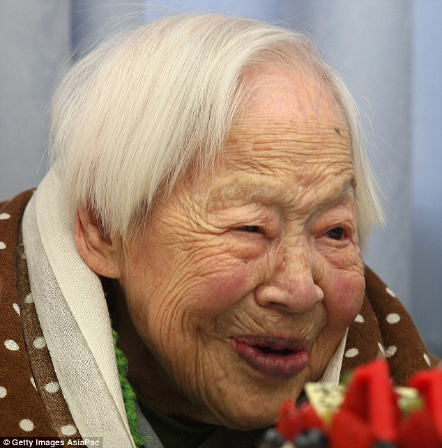 Image result for world's oldest person