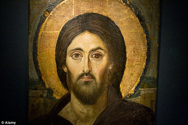 Mystery: This painting depicts Jesus Christ as single person but writer David Fitzgerald believes he was a literary invention that combined the stories from several cults and figures in Judea during the first century