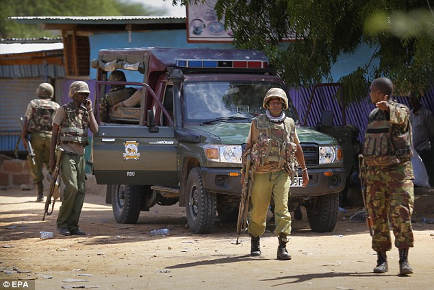 Kenyan authorities were warned about the possibility of al-Shabaab launching attacks earlier this week
