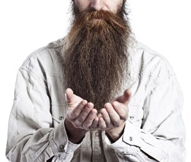 Aubrey De Grey Pictured Says Ageing Is A Disease That Can And Should