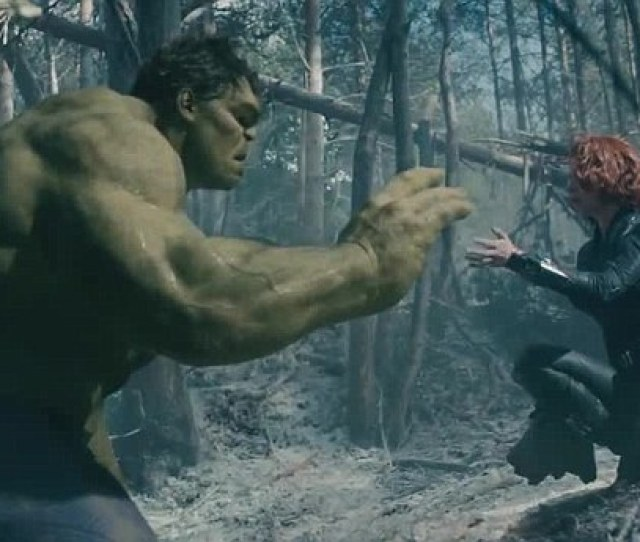 Mismatch Black Widow Takes On The Hulk And Wins In The Latest Clip