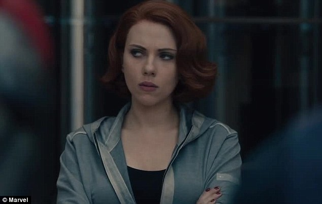 Image result for black widow eye roll