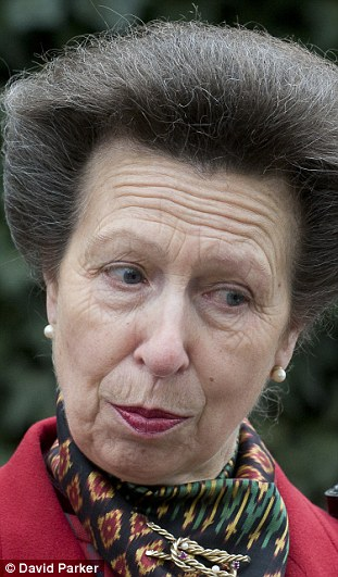 Anne, the Princess Royal will be 12th in line