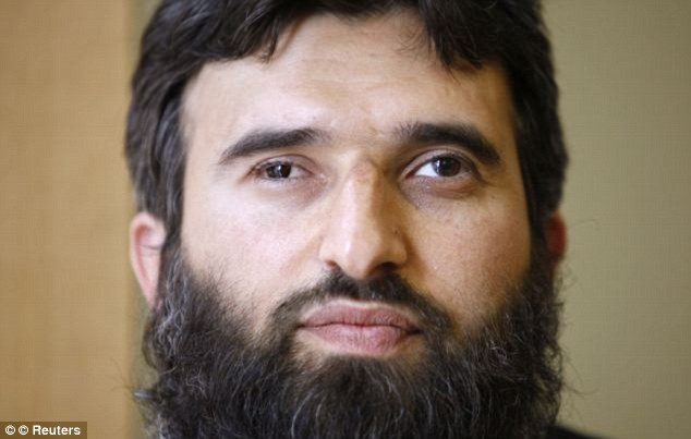 Mr Deghayes is believed to have travelled to Libya with his brother Omar, pictured, who was previously held by the US as an enemy combatant at the notorious Guantanamo Bay detention centre