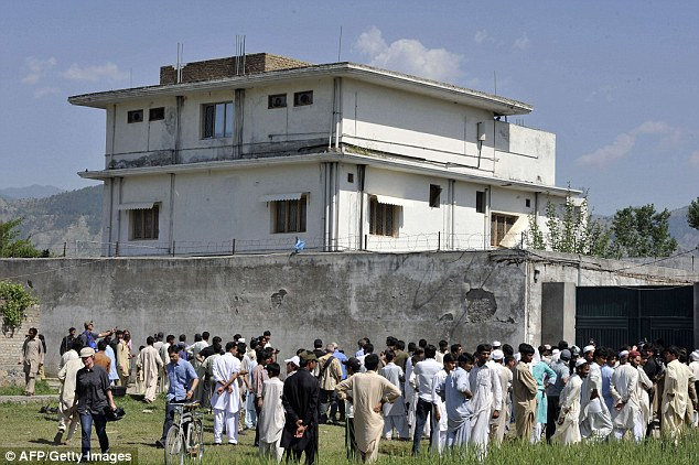 Osama bin Laden was killed in 2011 by U.S. special forces at his hideout in Abbottabad, Pakistan (pictured)