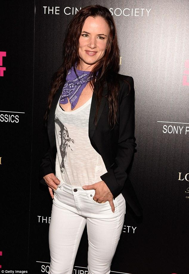 Juliette Lewis Attends Screening Of Yves Saint Laurent