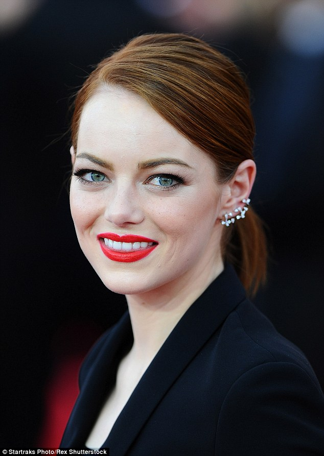 'We are out to get [her]': According to the email exchange, film insiders are keen to get actress Emma Stone to star in the highly-anticipated film as well