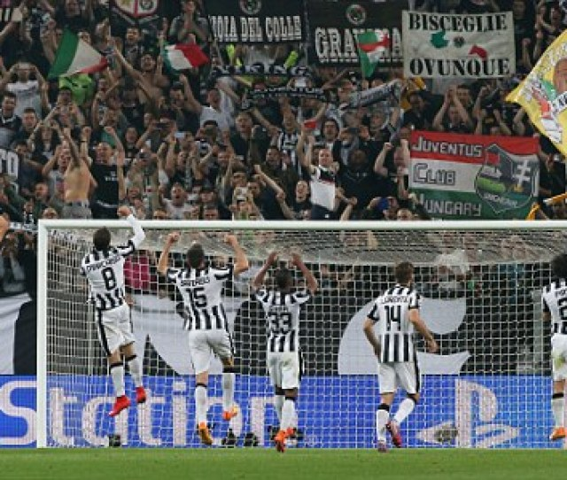 Juventus   Real Madrid Uefa Champions League Final Score Carlos Tevez Gives Hosts First Leg Advantage With Penalty