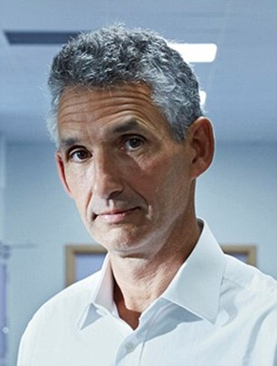 The new research has been uncovered by Tim Spector (pictured), in his new book 'The Diet Myth'