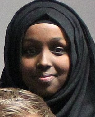 Possibilities: Salma (pictured) and Zahra Halane, of Greater Manchester, are among the other teenagers known to have gone to Syria to become jihadi brides