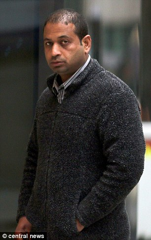 Sajad Ali, 34, of Chesham, is charged with rape, sexual activity with a child and administering a substance