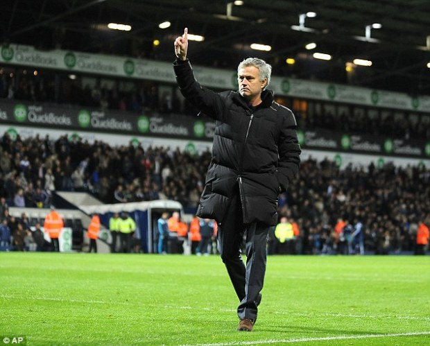Jose Mourinho defended his player after the match, bemoaning the decision to give a three-match ban