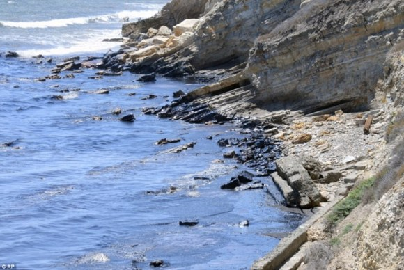 The scenic stretch of coastline is about 20 miles northwest of the pricey real estate of Santa Barbara