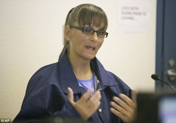 Norsworthy was diagnosed with gender identity disorder in 1999 while in prison and began taking female hormones
