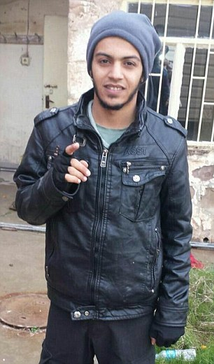 Abu Ali al-Zahrani, who allegedly blew himself up at a mosque in Saudi Arabia