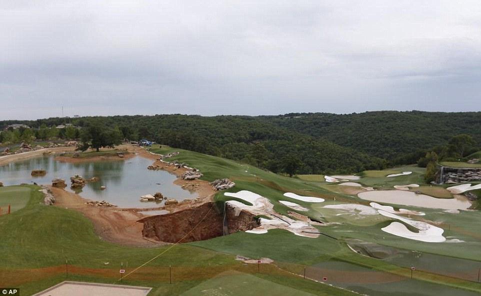Voroagine a Branson Missouri
