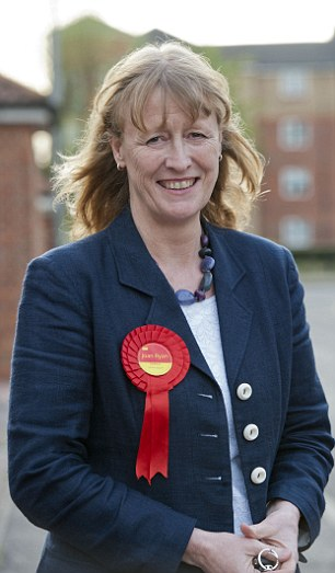 Enfield North MP Joan Ryan's page is also said to have had details of her expenses claims deleted