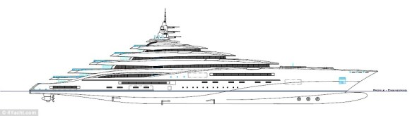 Designer Christopher Seymour said that Double Century 'was created to be... something magnificent, respected and admired'