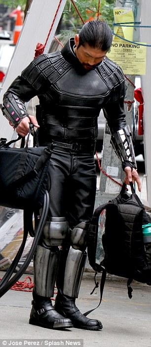 Metal Arm Guards