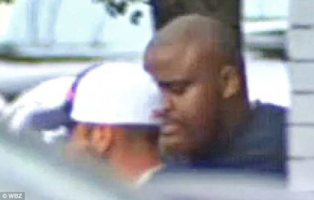 David Wright appeared in U.S. District Court in Boston at 3.30pm on Tuesday charged with conspiring to destroy fellow terror suspect, Usaamah Abdullah Rahim's cell phone