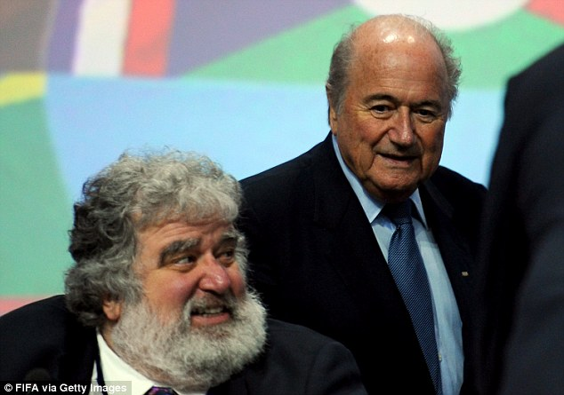 FIFA whistleblower Blazer has revealed there was wrongdoing ahead of the 1998 and 2010 World Cups
