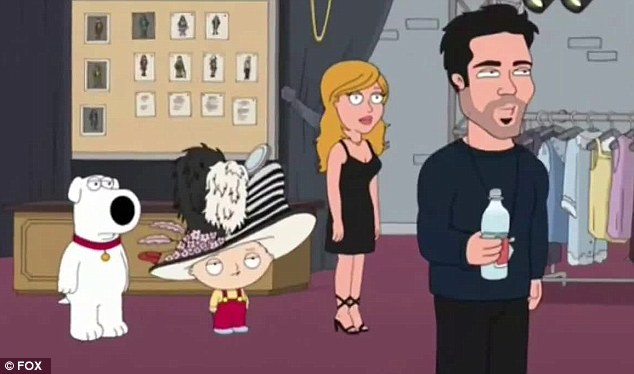 Family Guy Predicted Caitlyn Bruce Jenners Gender