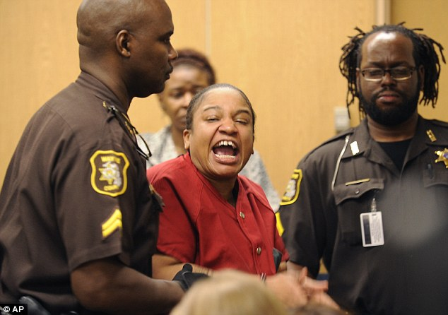 Image result for screaming child in court room