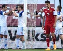 Video: Nga vs Belarus