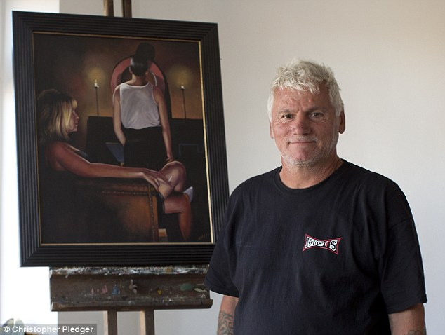 Henty Art Forger Banned From Ebay Sells Art There Under Other Name Ulrichdebalbian