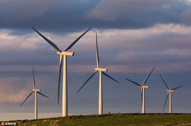 Taxpayer subsidies for wind farms are to be axed a year early with local people given chance to block turbines near their homes