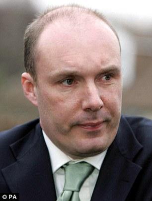 Former Lib Dem MP Mark Oaten
