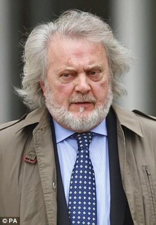 Disgraced former Lib Dem MP Mike Hancock