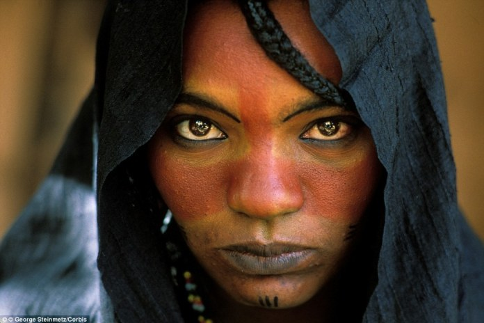 Equality: The women of the Tuareg are respected members of society, who own the homes and the animals