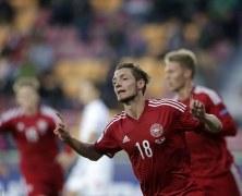 Video: U21 Đan Mạch vs U21 Serbia