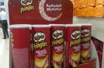 Tesco has come under fire for selling smokey bacon-flavoured Pringles as part of a Ramadan promotion