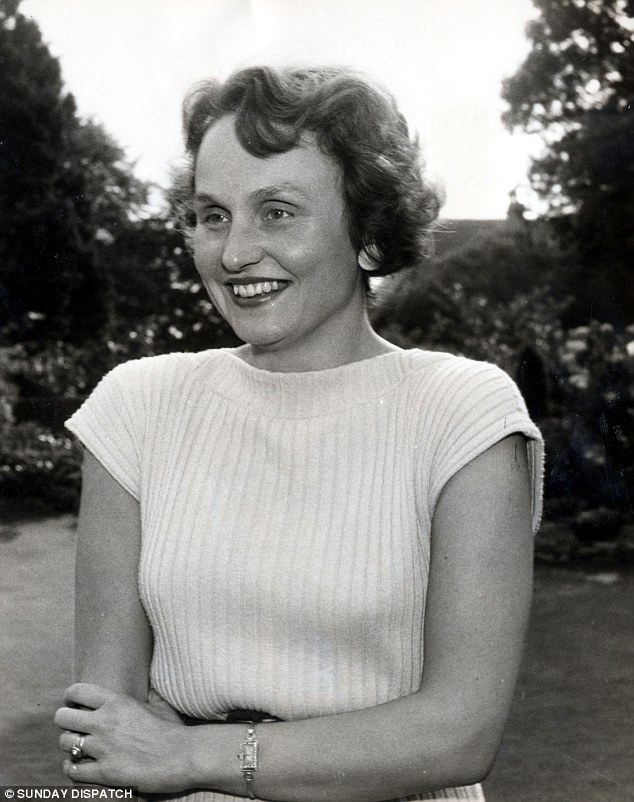 Grace Archer photo from 1955