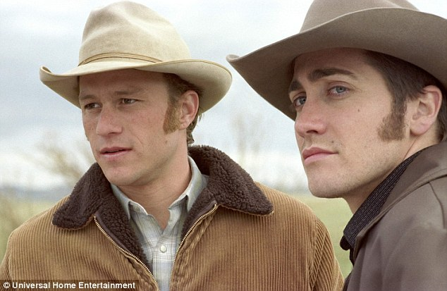 Image result for heath ledger brokeback mountain