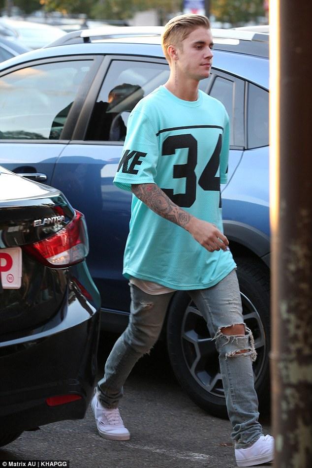 2015 December Bieber Justin