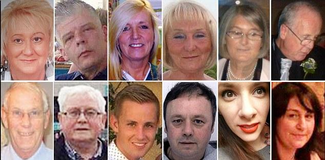 Asesinado: Estas son algunas de las caras de los turistas inocentes que murieron el viernes por Rezgui