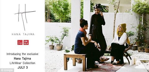 Uniqlo x Tajima: Uniqlo's new collection with Hana Tajima offers fashionable yet modest clothing