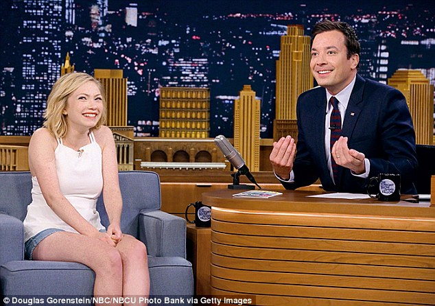 Tavi was interviewed by talk show host Jimmy Fallon in 2014