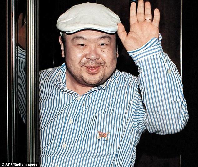 """Résultat de recherche d'images pour """"Kim Jong-nam"""""""