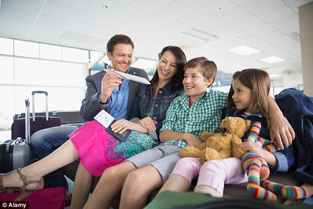 If you are travelling with children (between two and 11 years), British Airways will allocate you seats five days before departure