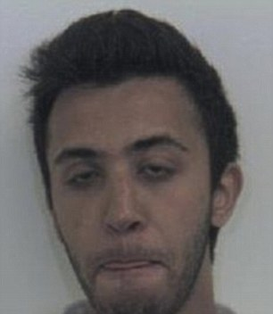 Adil Hussain, 20, from Rotherham, was jailed for four and a half years in 2010. He is now out of prison
