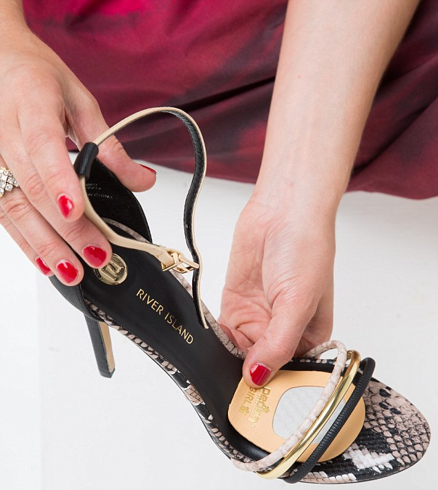 Crafty Ways To Make Summer Shoes Fit Better Daily Mail