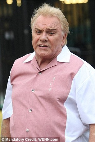Freddie Starr, 72, (pictured) has lost his defamation claim against Karin Ward who claimed Starr molested herwhen she was aged 15 in 1974