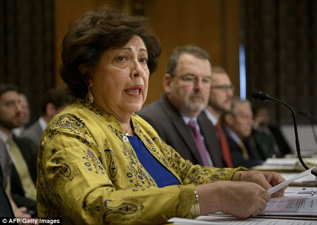 Katherine Archuleta, who was appointed head of OPM in 2013, has stepped down after the breach emerged