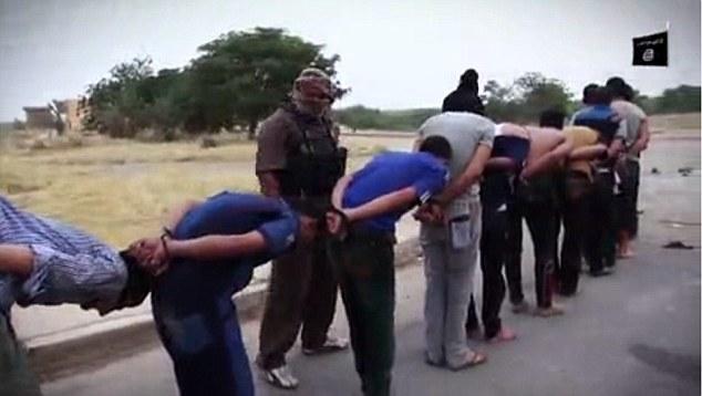 Si las estimaciones de conteo cuerpo son correctas, la matanza de los musulmanes en su mayoría chiíes en junio del año pasado se ubica como uno de los peores visto en Irak en la última década