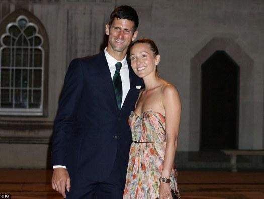 Novak Djokovic hails family life following victory over ...